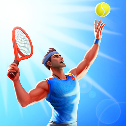 Tennis Clash: 3D Free Multiplayer Sports Games Icon