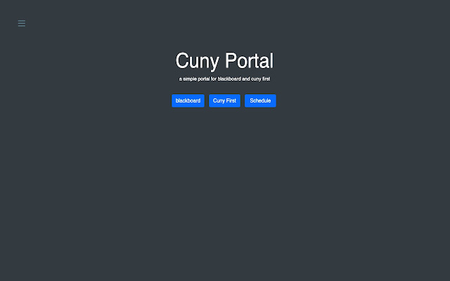 Cuny Portal