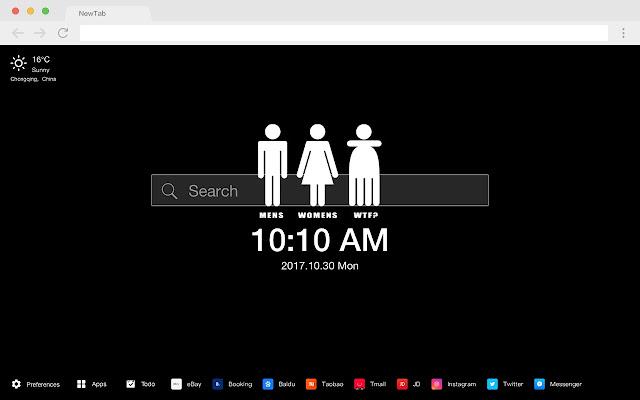 Tumblr new tab HD wallpaper creative theme