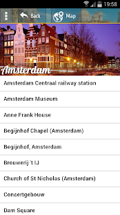 EuroTrip Planner- screenshot thumbnail