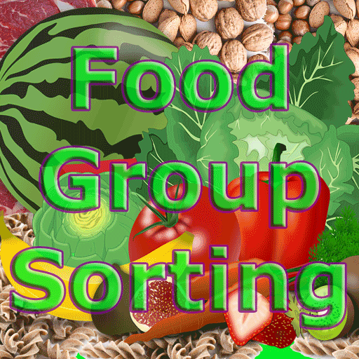 Food Group Sorting for Kids