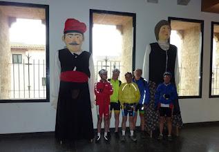 Photo: Les géants de Bellcaire d'Emporda