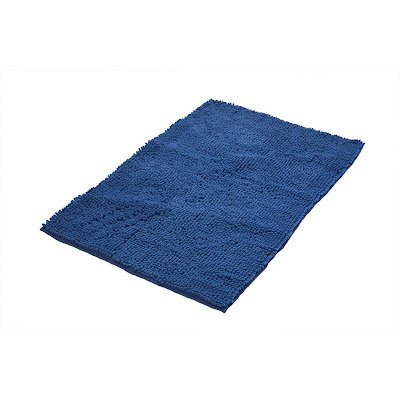 Коврик для ванной комнаты Soft синий 55*85 Ridder