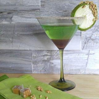 Caramel Apple Martini.