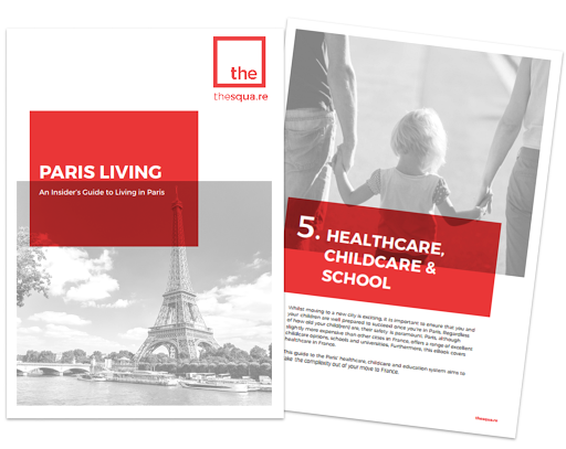 Paris relocation services : healthcare, childcare & school
