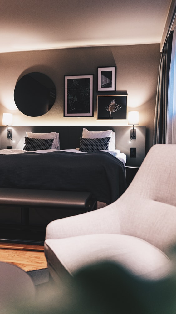 Mood lighting for your bedroom