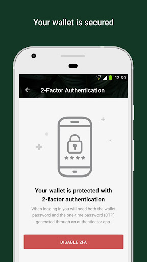 lost phone authenticator app cryptocurrency wallet