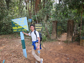 Photo: At the other end of our trek. We did it!