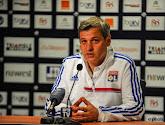 """Rybus charge son coach à Lyon : """" Je me sentirais mieux s'il partait"""""""