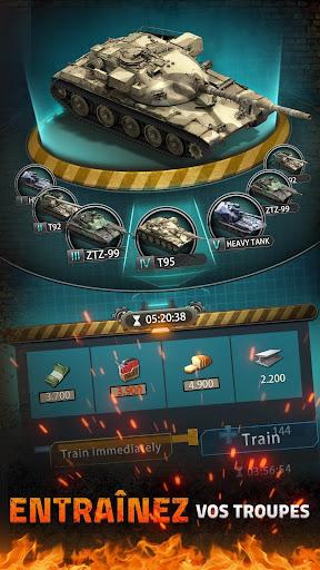 Strike of Nations: Empire of Steel | MMO de guerre  captures d'u00e9cran 2