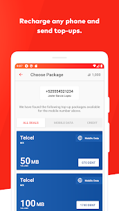 DENT: eSIM data plans & data top-up for all phones 2