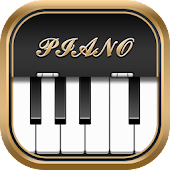 Musical Piano Keyboard