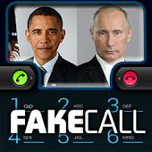 Fake Call: Putin Obama