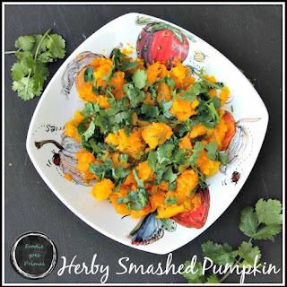 Smashing Pumpkin Salad.