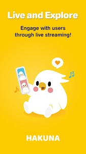Hakuna: Live Stream, Meet and Chat, Make Friends 1.32.16