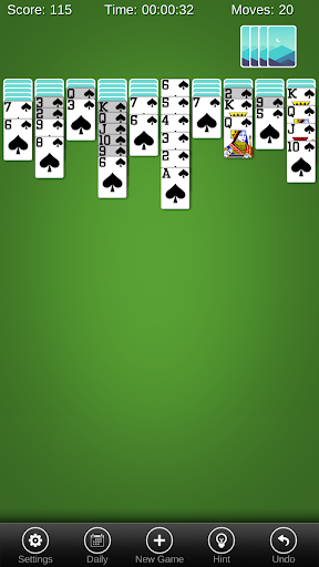 Spider Solitaire Pro ss2