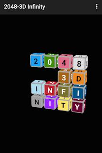 2048-3D Infinity - náhled