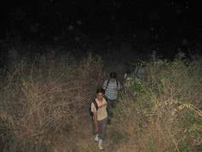 Photo: Missed d actual route n started trekking blindly..