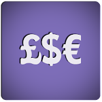 Simple Currency Converter Icon