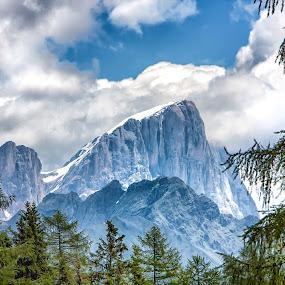 Italy, Val di Fassa by Sergio Savi - Landscapes Mountains & Hills