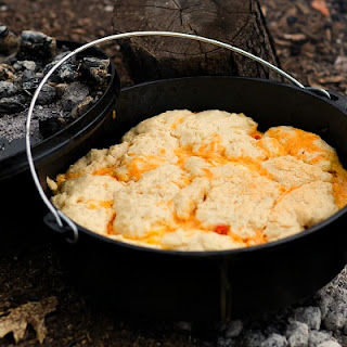 7 Layer Dutch Oven Country Breakfast
