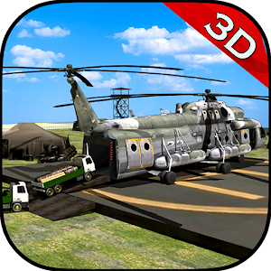 Army Helicopter – Relief Cargo for PC and MAC