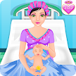 Pregnant Mommy Baby Care Games APK