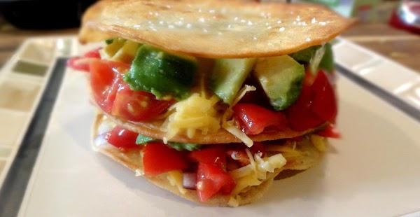 Quesadilla Stack--bonnie's Recipe