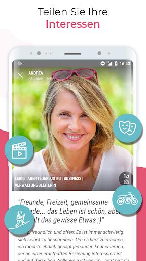 Zweisam - Chatten und Treffen Sie Singles u00fcber 50 5.27.2 screenshots 3
