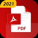 PDF Reader 2020 – PDF Viewer, Scanner & Converter icon