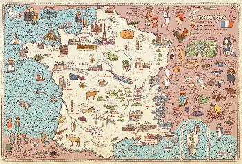 Mizielińscy. Mapy