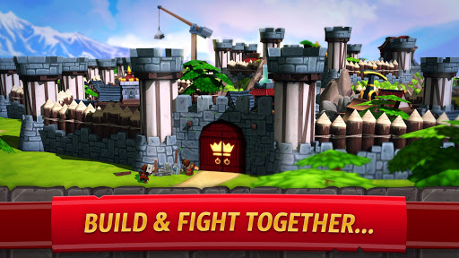 Royal Revolt 2: Tower Defense RTS & Castle Builder screenshots 6