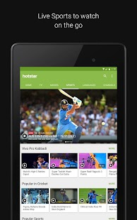 Download Hotstar For PC Windows and Mac apk screenshot 6
