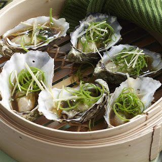 Steamed Oysters.