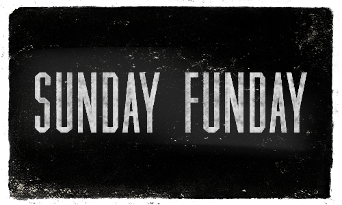 Logo for #SUNDAYFUNDAY