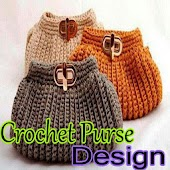 Crochet Purse Design