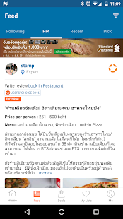 Wongnai: Restaurants & Reviews Screenshot 2
