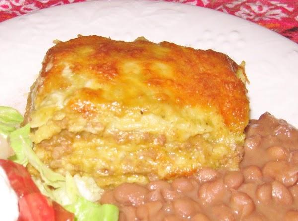 Mexican Lasagna, Millie's Recipe