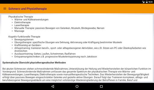 schmerzApp screenshot 11