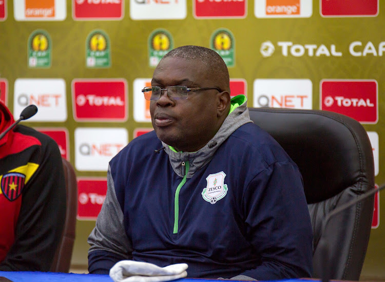 Zesco United coach George Lwandamina is on record saying he would welcome a move to go coach in the South African Absa Premiership.
