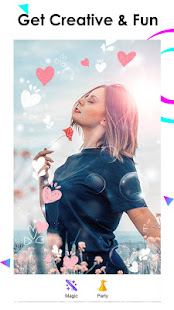 App Video Effect Editor & Music Clip Star Maker - MAGE APK for Windows Phone