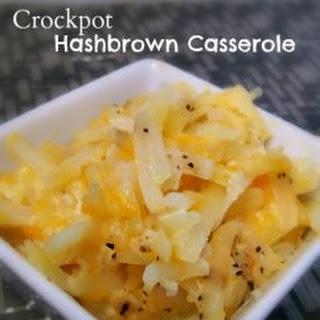Crockpot Hashbrown Casserole Recipe