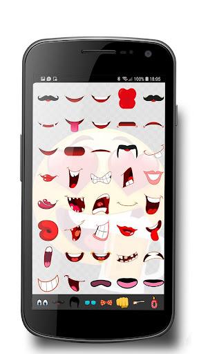 Emoji editor sticker screenshot 5
