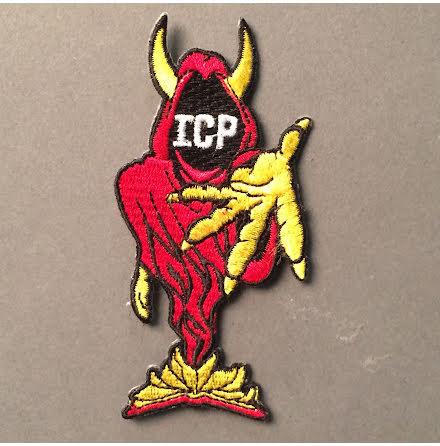 Insane Clown Posse - ICP - Tygmärke