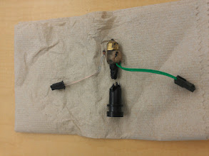 Photo: Remnants from our old Nichrome Makergear heatcore.