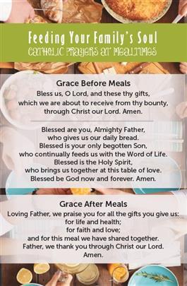 Table graces