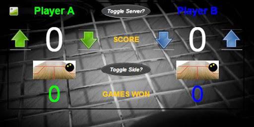 Squash Scorer FREE