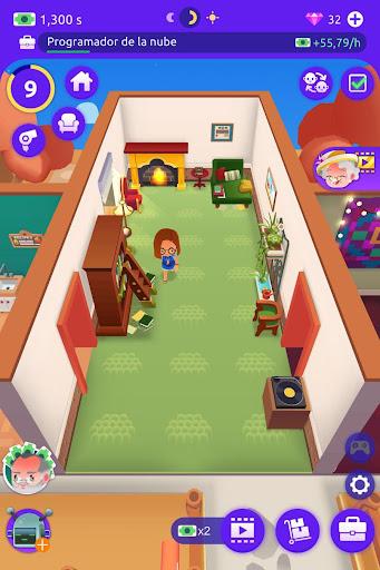 Idle Life Sim - Juego Simulador de Vida screenshot 7