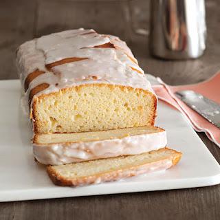 Glazed Grapefruit Pound Cake.