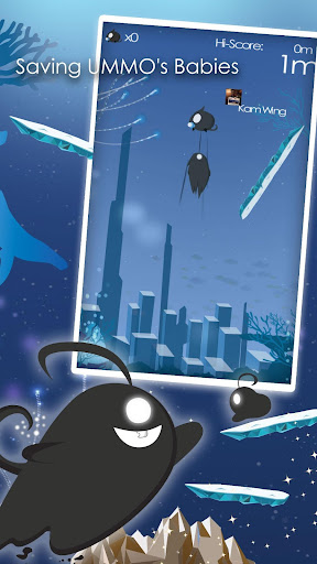 ·UMMO·:神秘生物的海洋星球跳躍大冒險|玩街機App免費|玩APPs